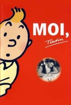 Moi, Tintin online