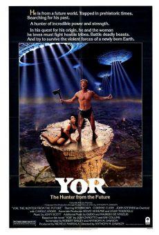Ver película Yor, el cazador que vino del futuro