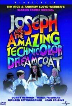 Ver película Yosef y su sorprendente manto de sueños en Tecnicolor