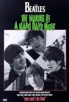 Película: You Can't Do That! The Making of 'A Hard Day's Night'