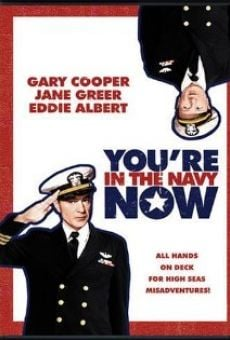Ver película You're in the Navy Now