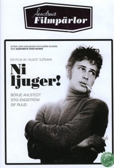 Ni ljuger online streaming