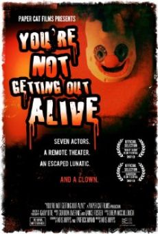 Ver película You're Not Getting Out Alive