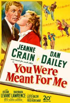 Película: You Were Meant for Me