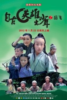 Ver película Young Hero Yue Fei