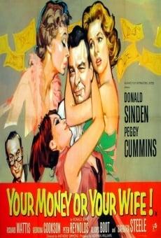 Ver película Tu dinero o tu mujer