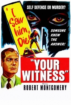 Your Witness online streaming