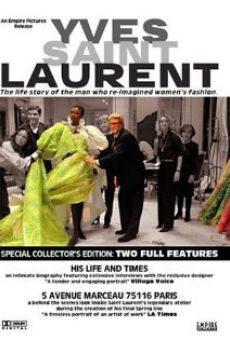 Yves Saint Laurent 5 avenue Marceau 75116 Paris