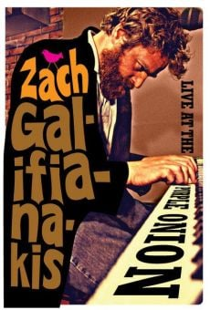 Película: Zach Galifianakis: Live at the Purple Onion