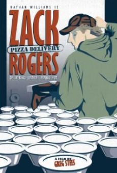 Zack Rogers: Pizza Delivery