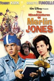 The Misadventures of Merlin Jones on-line gratuito