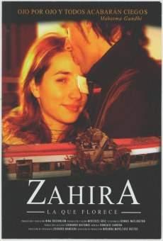 Zahira: la que florece online