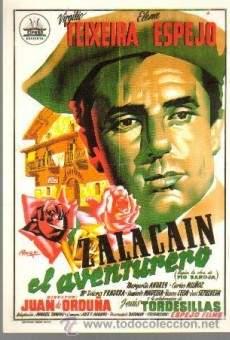 Ver película Zalacaín el aventurero