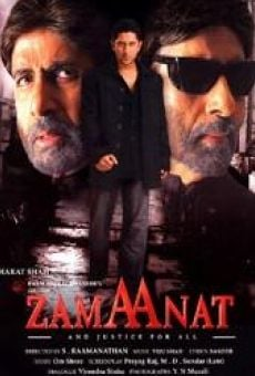 Watch Zamaanat (Bail) online stream