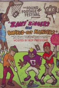 Película: Zany Zingers and Bonked-out Blunders