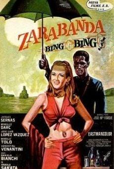 Película: Zarabanda, bing, bing