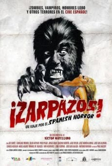 ¡Zarpazos! Un viaje por el spanish horror gratis