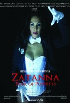 Zatanna: Fear of Puppetts on-line gratuito