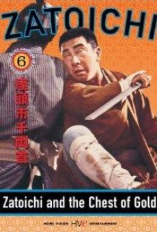Ver película Zatoichi and the Chest Gold