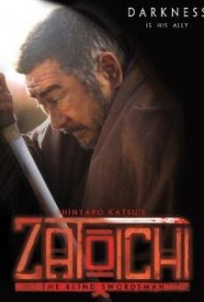 Ver película Zatoichi: Darkness Is His Ally