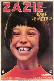 Ver película Zazie en el metro