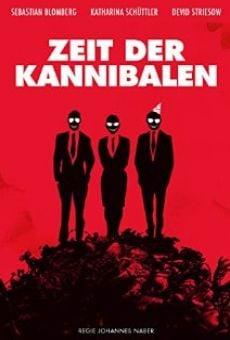 Ver película Zeit der Kannibalen