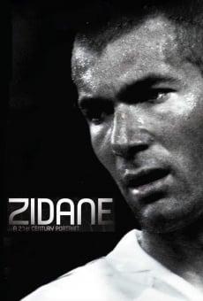 Zidane, un portrait du XXIème siècle