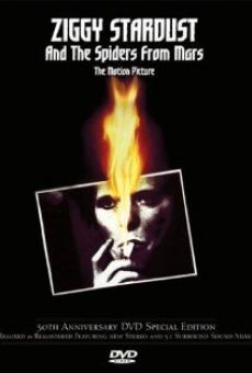 Película: Ziggy Stardust and the Spiders from Mars
