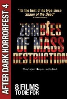 Ver película ZMD: Zombies of Mass Destruction