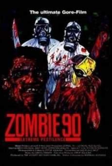Ver película Zombie '90: Extreme Pestilence