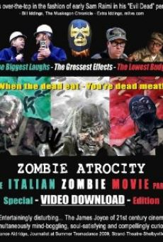 Zombie Atrocity: The Italian Zombie Movie - Part 2 online