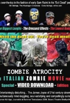 Zombie Atrocity: The Italian Zombie Movie - Part 2 on-line gratuito