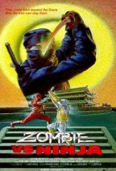 Ver película Zombie vs. Ninja