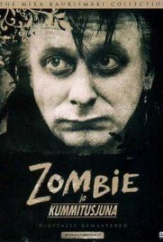 Ver película Zombie y el Tren Fantasma