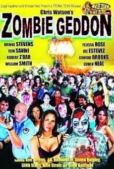 Ver película Zombiegeddon