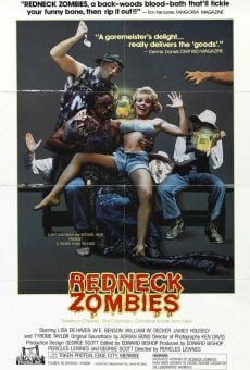 Película: Zombies Paletos