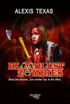 Bloodlust Zombies online streaming