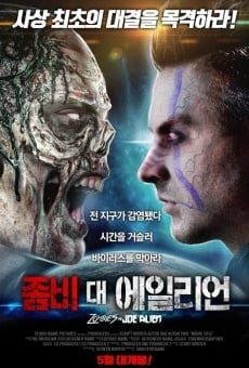 Zombies vs. Joe Alien on-line gratuito
