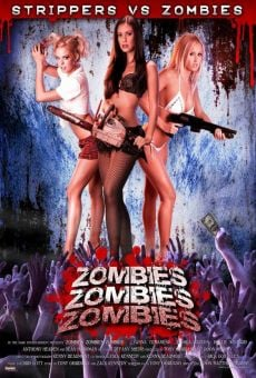 Ver película Zombies! Zombies! Zombies!: Strippers vs. Zombies