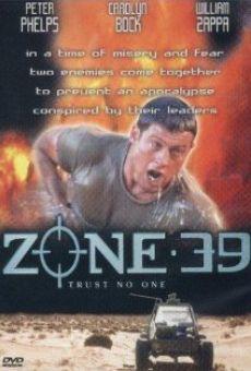 Zone 39 on-line gratuito