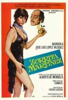 Película: Zorrita Martínez