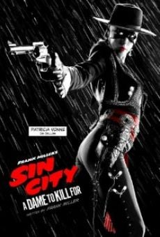 Ver película Zorro Girl in Dead Man's Alley