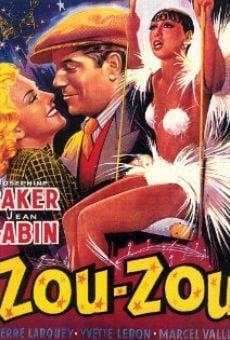 Ver película Zouzou