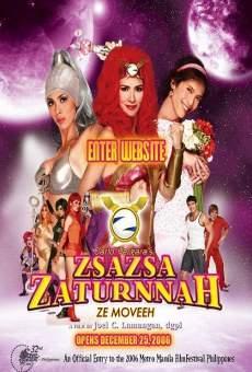 Ver película ZsaZsa Zaturnnah Ze Moveeh