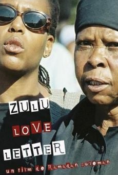 Zulu Love Letter (Lettre d'amour zoulou) on-line gratuito