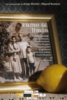 Película: Zumo de limón