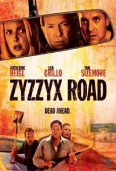 Ver película Zyzzyx Rd.