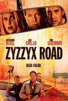 Ver película Zyzzyx Road