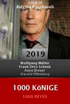 Ver película 1000 Könige