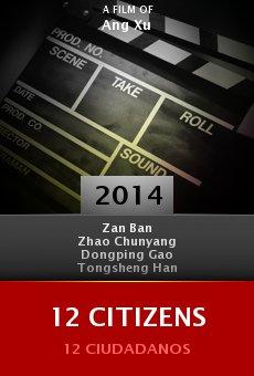 Ver película 12 Citizens